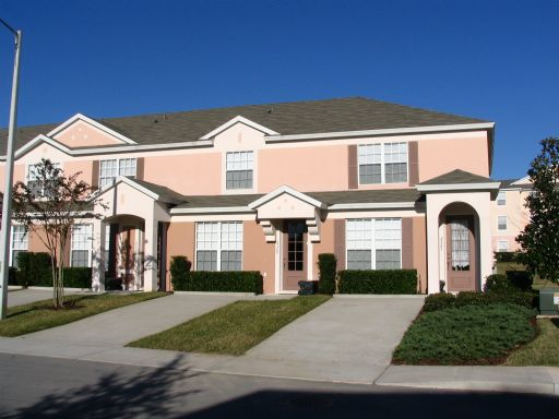Windsor Palms Orlando town homes