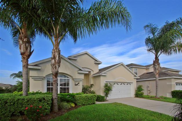 Orlando Villas Florida Vacation Home Rental At Windsor Palms Orlando Villas Near Disney World