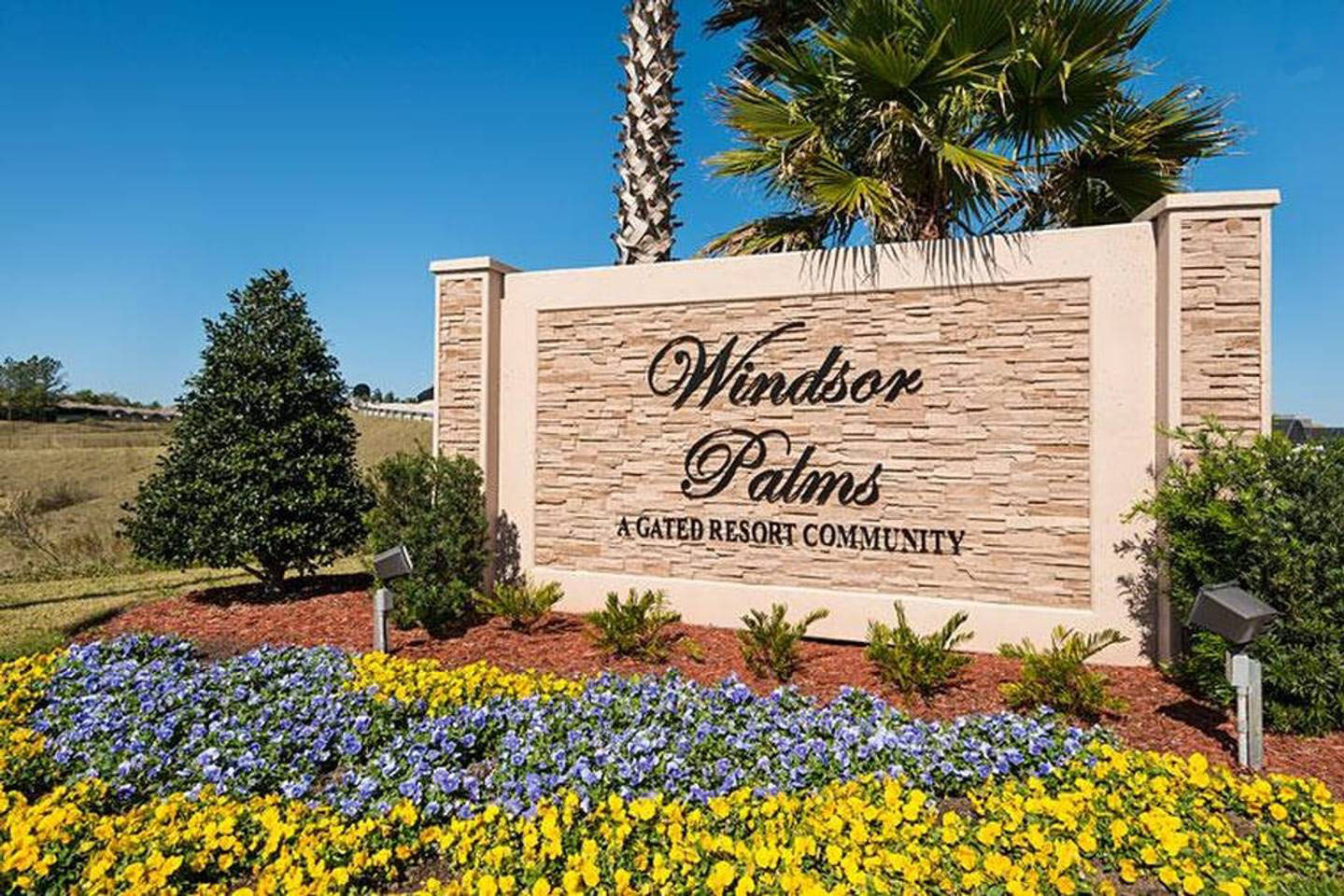 Windsor Palms A Gated Resort Community
