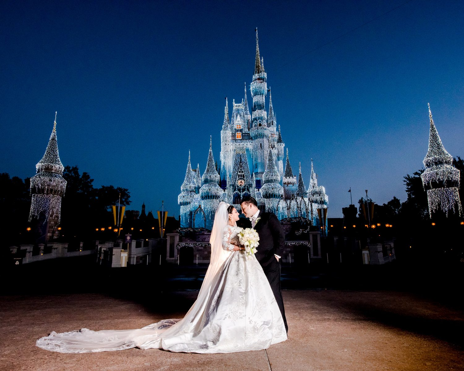 Florida Wedding - Orlando Honeymoon at Windsor Palms