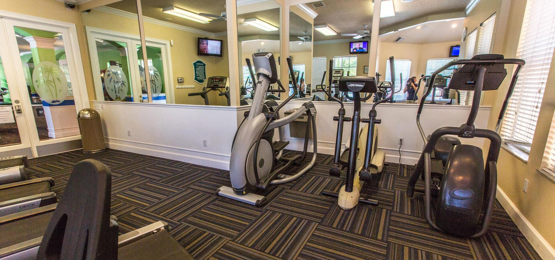 Fitness Room and Gym
