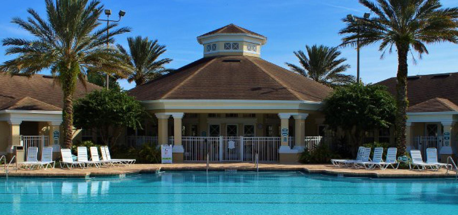 Windsor Palms Resort-style community of florida villas